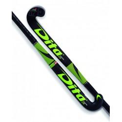 Stick de Hockey Dita CompoTec C65 Verde-negro
