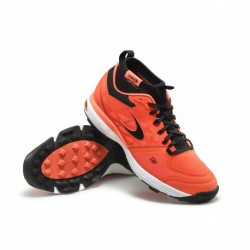 Zapatillas de Hockey Hierba Dita LGHT 700 High Footglove Rojo